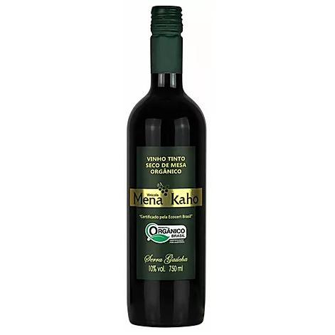 Vinho Tinto Orgânico Mena Kaho 750ml