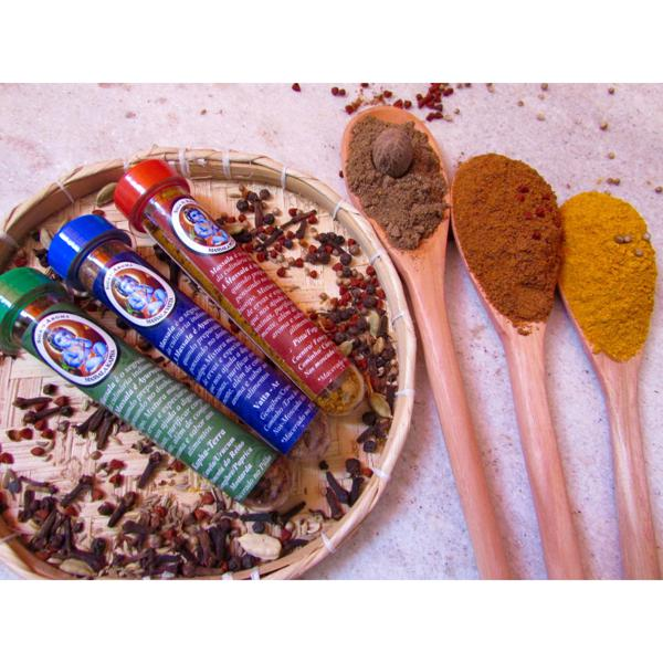 Massala Pitta 20g - Siga o Aroma