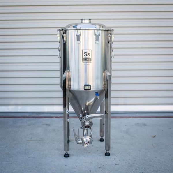 Fermentador Cônico Brewmaster Ss Brewtech - 52L/14gal