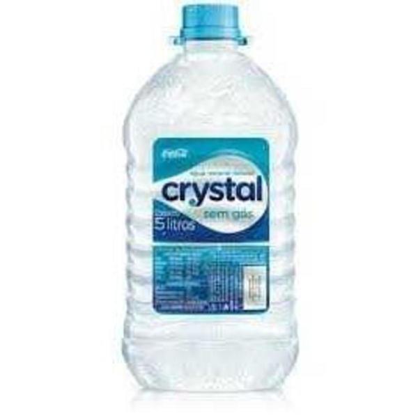 Água CRYSTAL sem Gás 5L