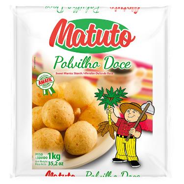 Polvilho Doce AMAFIL Matuto 1Kg