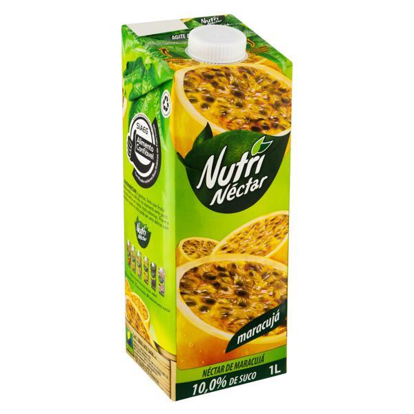 Néctar Maracujá Nutrinéctar Caixa 1l