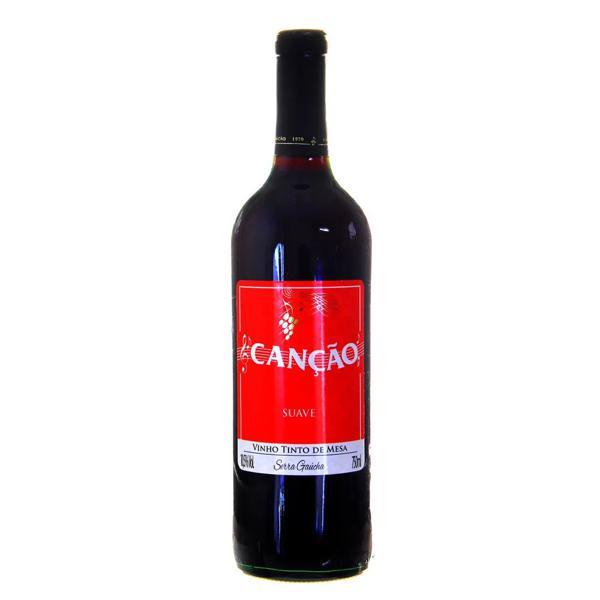 Vinho Tinto CANCAO Suave 750ml