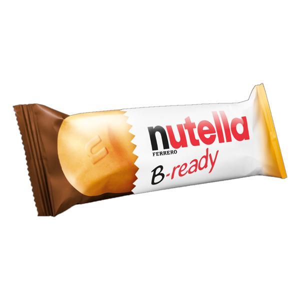 Bombom Nutella B-Ready Pacote 22g