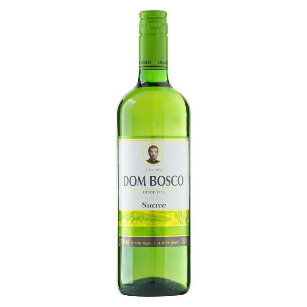 Vinho Brasileiro Branco Suave Dom Bosco Serra Gaúcha Garrafa 750ml