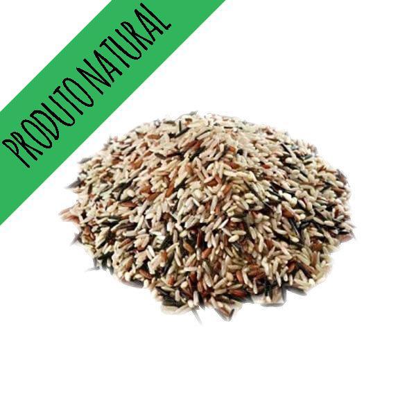 Arroz Integral 7 grãos 300 gr - Produto Natural