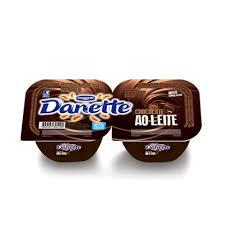 Sobremesa Láctea DANETTE Creme Multipack Chocolate 720g