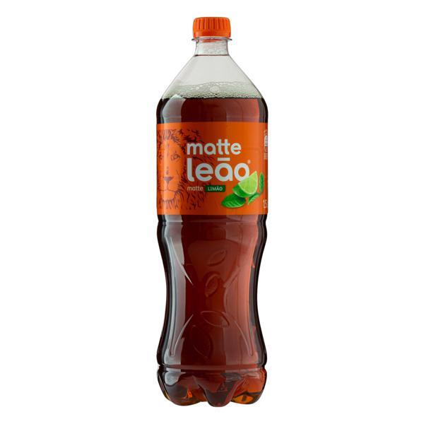 Chá Mate Limão Matte Leão Garrafa 1,5l