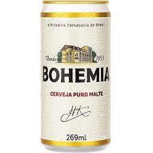 Cerveja Bohemia 269Ml Puro Malte