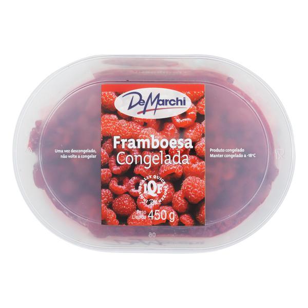 Framboesa Congelada De Marchi Pote 450g