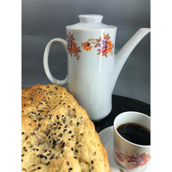 Pão Congelado de Sementes Sem Glúten (500g)