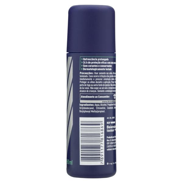 Desodorante Spray Fresh Active Nivea Men 90ml