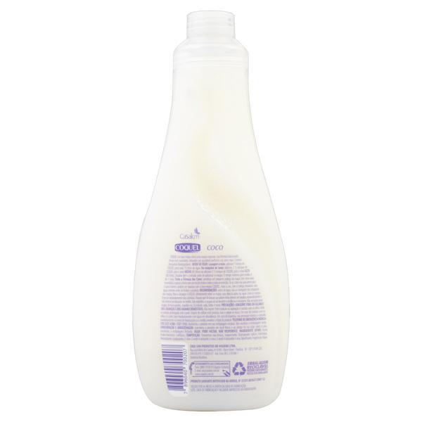 Lava-Roupas Líquido Coco Coquel Frasco 500ml