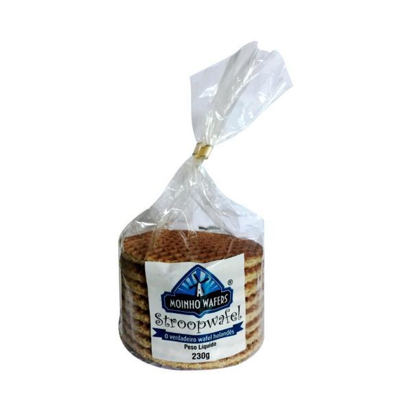 Biscoito Stroopwafel 8Un 230Gr