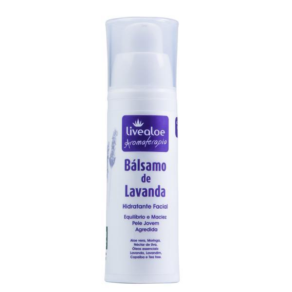 Bálsamo facial lavanda 30ml - Livealoe