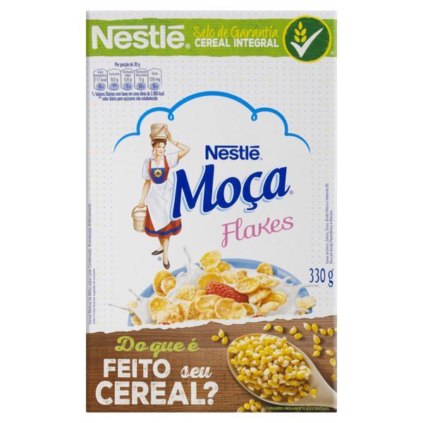 Cereal Matinal Leite Condensado Nestlé Moça Caixa 330g