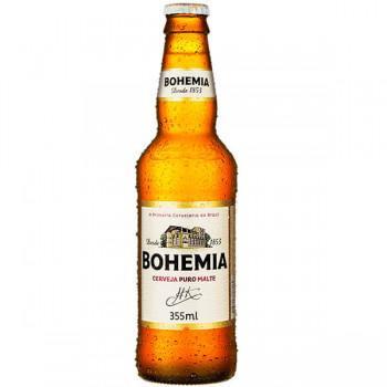 Cerveja Bohemia 355Ml Weiss Long Neck