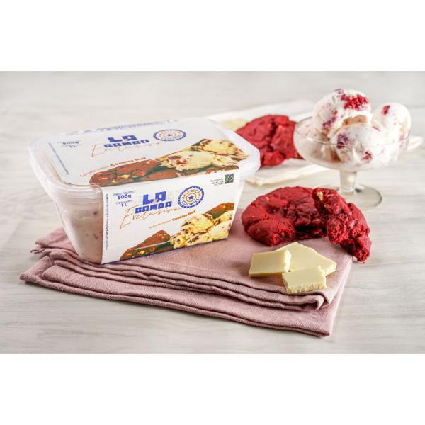 Sorvete de Cookies da American Cookies