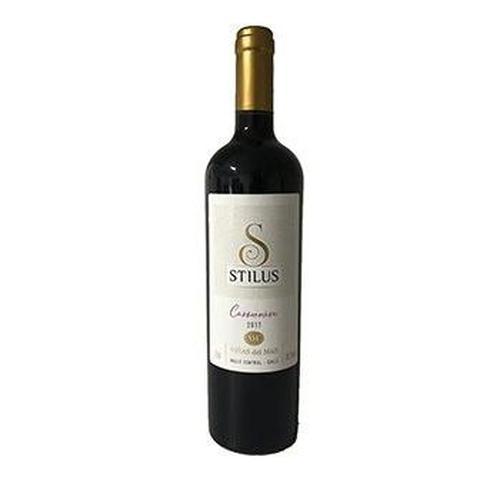 Vinho Viñas Del Mar 750Ml Stilus Carmenere