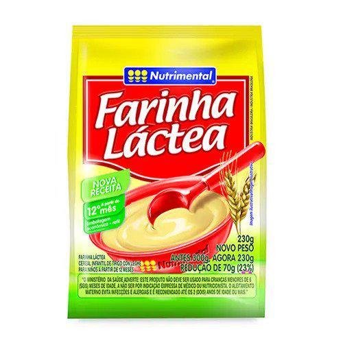 Farinha Láctea NUTRIMENTAL Refil 230g