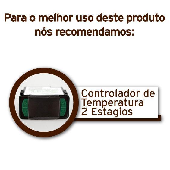 Poço Termométrico em Aço Inox p/ Fermentador - Ss Brewtech