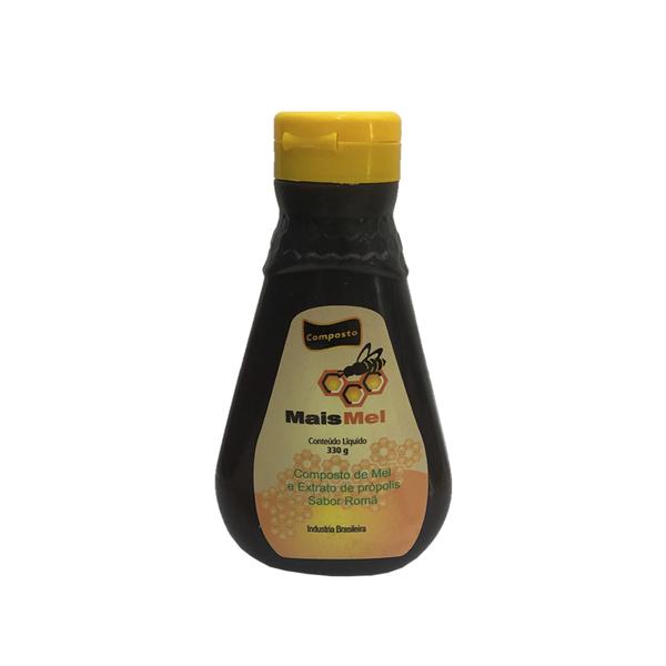 Composto de Mel e Extrato de Própolis sabor Romã ( 330  ml )