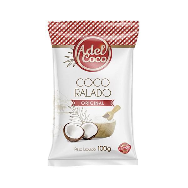 Coco Ralado Adelcoco 100G Orig