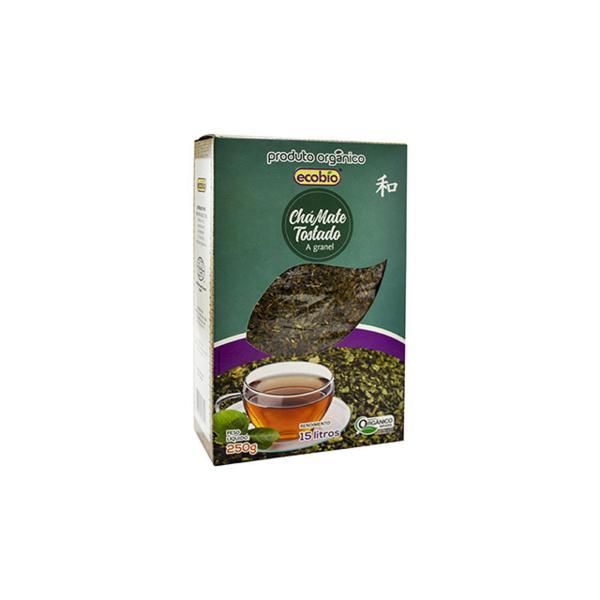 Chá Mate Tostado Orgânico ECOBIO 250g