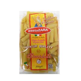 Macarrão PastaZara Elicoidali Italiana La Trafilata In Bronze 500g
