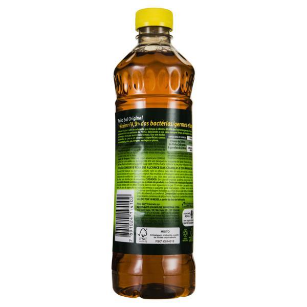 Desinfetante Multiuso Original Pinho Sol Frasco 500ml