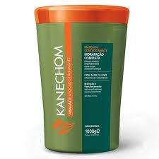 Creme Condicionador KANECHOM Vitamina de Abacate 1Kg