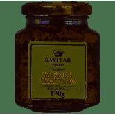 Salsa Com Trufa Negra Savitar 170Gr