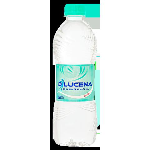 Agua Min Lucena 500Ml C/Gas