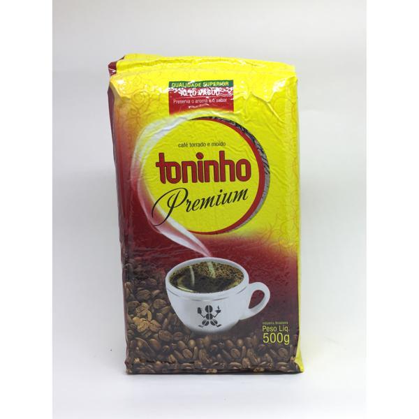 Café Gourmet TONINHO MOÍDO - 500g