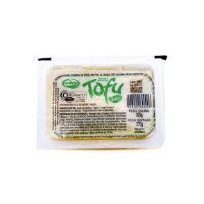Tofu macio orgânico 270g - Ecobrás