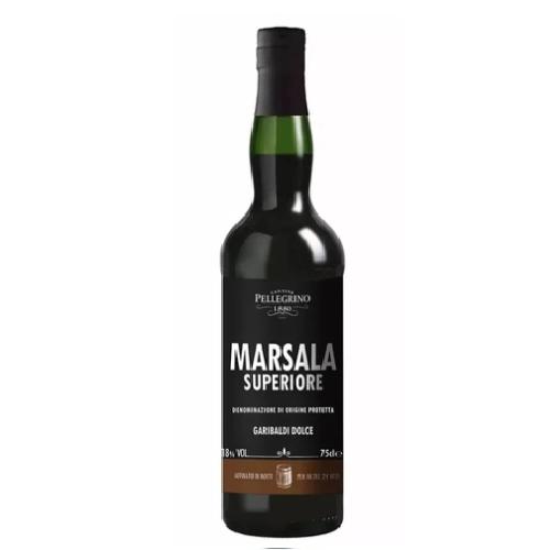 Vinho Branco Licoroso Doce Marsala Pellegrino 750Ml