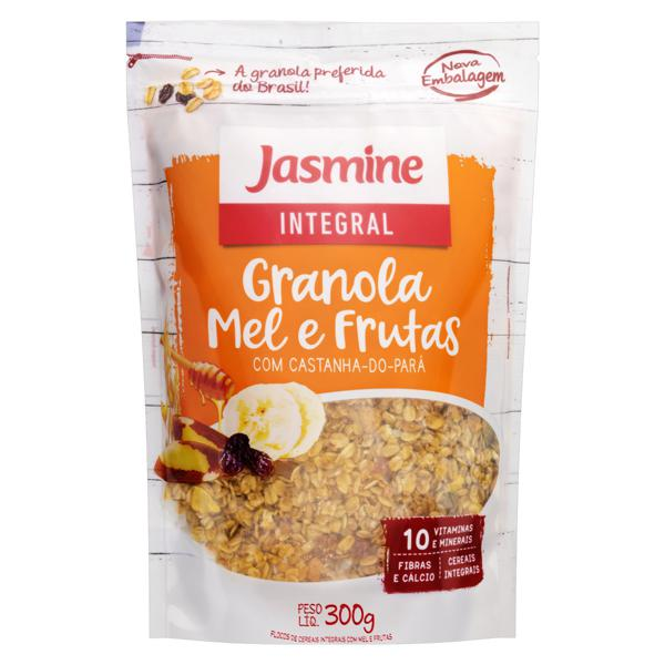 Granola Mel e Frutas Jasmine Pouch 300g