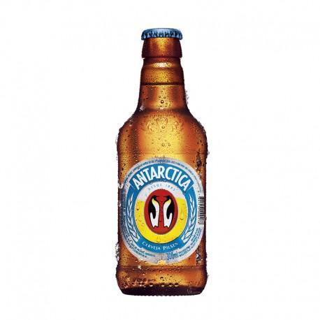 Cerveja ANTARCTICA Pilsen 300ml