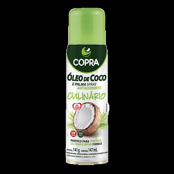 Óleo De Coco Spray Copra 200Ml