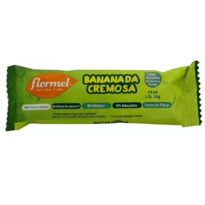 Bananada Flormel 22g