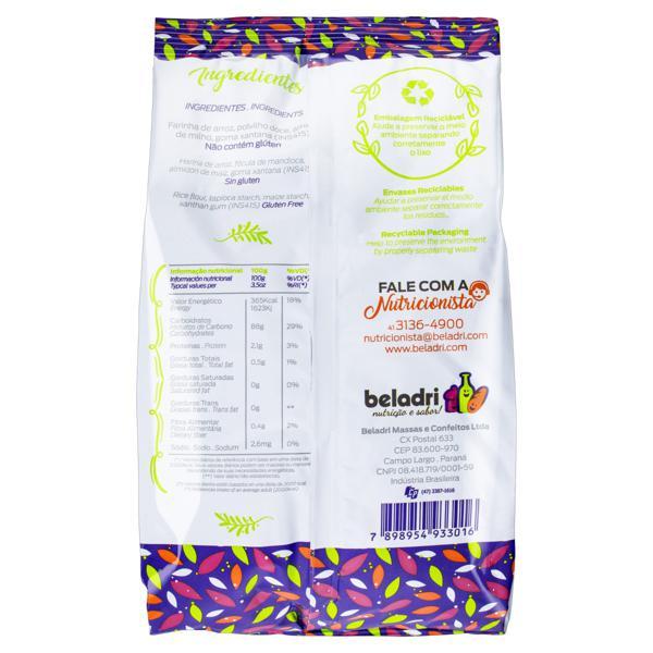 Farinha Especial Zero Lactose sem Glúten Beladri Pacote 1kg
