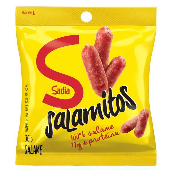 Salame Sadia Salamitos 36g