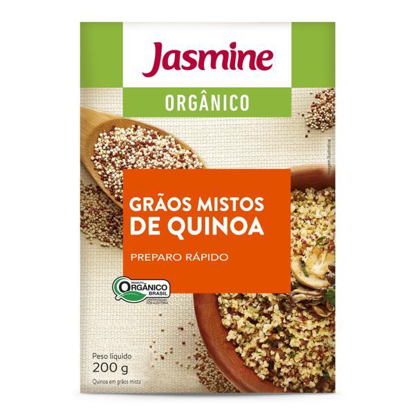 Quinoa em grãos mista (200g)