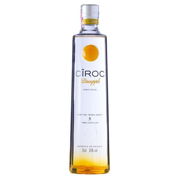Bebida Mista Alcoólica Pineapple Ciroc Garrafa 750ml
