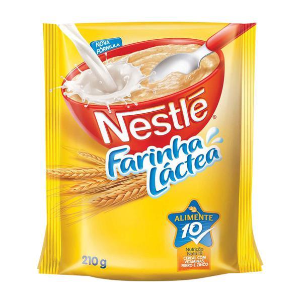 Farinha Lactea Nestle 210G Sache Tradiciona