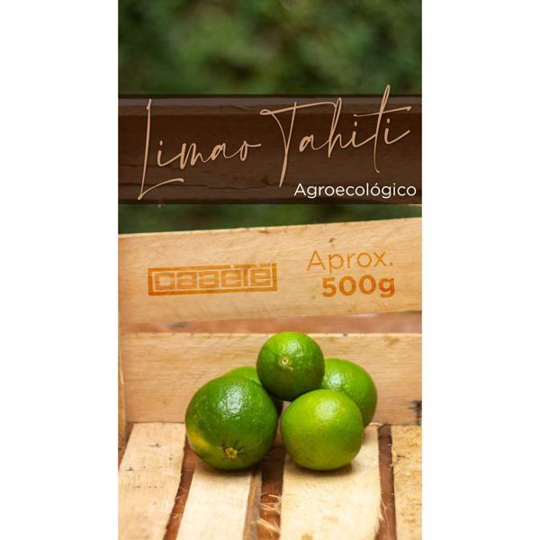 Limão Tahiti - aprox. 500g