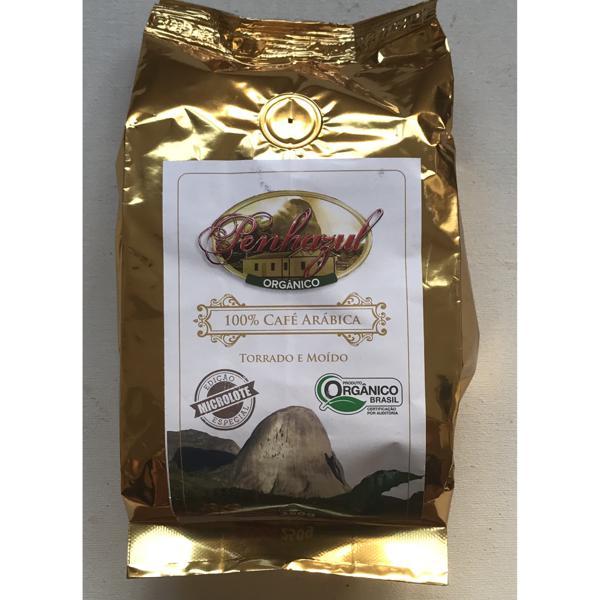 Café Torrado E Moido 100% Arábica 250G - Agroecológico