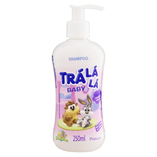 Shampoo Looney Tunes Trá Lá Lá Baby Suave Frasco 250ml