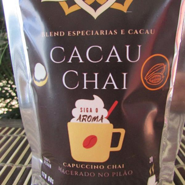 Cacau Chai 170g - Siga o Aroma