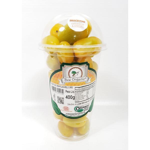 Tomatinho Amarelo Orgânico (bdj)